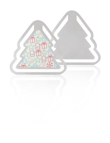 Narvik záložka, vánoční stromeček