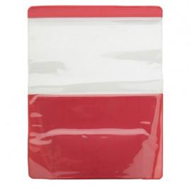 Tuzar voděodolný obal na tablet Červená