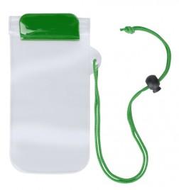 Waterpro voděodolný obal na mobil Zelená