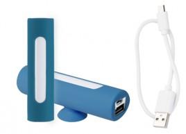 Khatim USB power banka Modrá