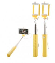 Kroper selfie tyčka Žlutá
