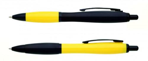 Propiska plast VETRO KOMBINACE 50+50 ks Žlutá