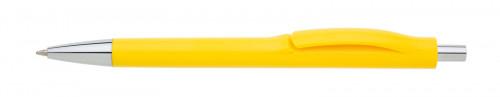 Propiska plast LINEA Žlutá