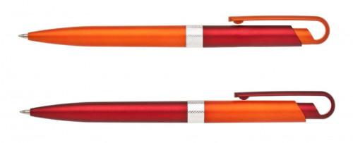 Propiska plast FIROL KOMBINACE  50+50 ks Oranžová