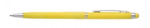 Propiska plast NOBLA Žlutá