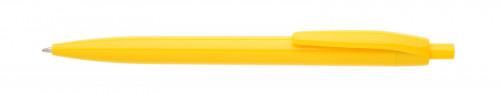 Propiska plast LORE Žlutá