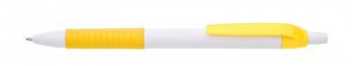 Propiska plast GAMA Žlutá