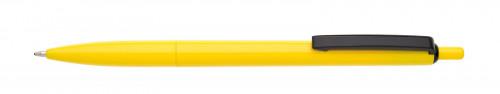 Propiska plast ROSA Žlutá