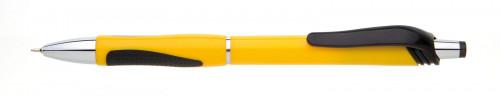 Propiska plast NERA Žlutá