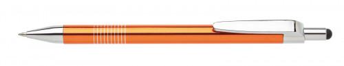 Propiska kov LAURIA TOUCH Oranžová