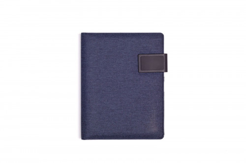 Portfolio textil STREPIA A5 Modrá