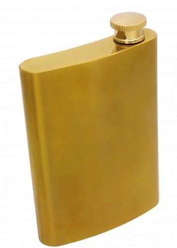 GOLDI, zlatá butylka, 240 ml .