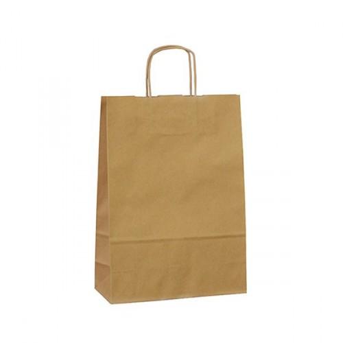 BORSA 23, papírová sulfátová taška Natur