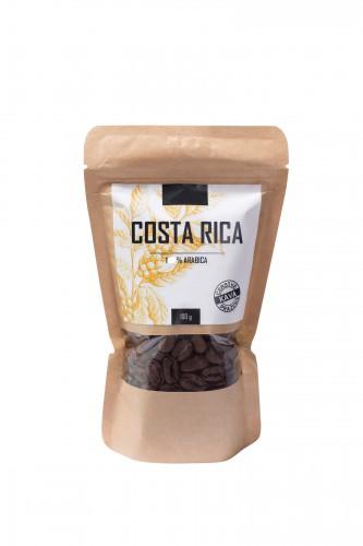 COFFEE -  zrnková káva arabika 100g .